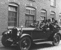 Chevrolet. Vlijmen, 1929 (Collectie Streekarchief Langstraat Heusden Altena)