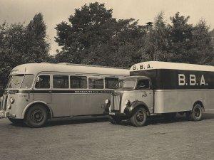 Eindhoven, 1950.