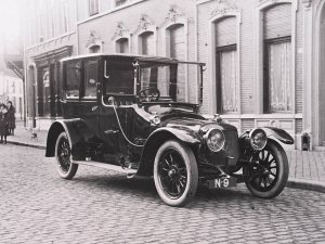 Panhard, 1920 (collectie RAT)