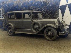 Studebaker, 1928.