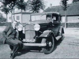 """N-265 B-Ford (bron: Joost v.d. Loo, """"De vooroorlogse autogeschiedenis (...)"""""""