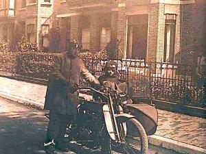 Harley-Davidson (collectie Breda's Museum)