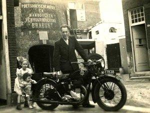 BSA, c. 1947 (collectie Regionaal Archief Tilburg)