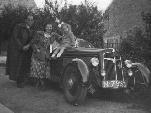 Adler Trumpf Junior Sport, 1935-1937