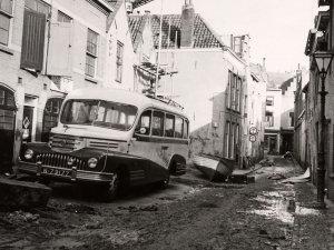 Volvo, 1953 (collectie Gemeentearchief Vlissingen)