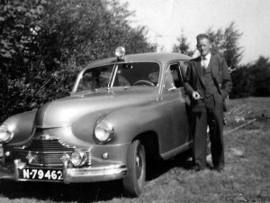 Standard Vanguard (collectie J. Ceelen)