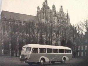 Chausson autobus.
