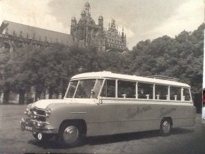 International Autobus, 1950 (collectie Harry van Dijk)