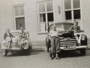 Bergen op Zoom, 1939-1940.