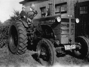 Hanomag tractor