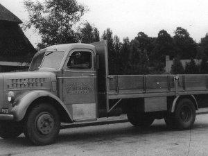 Scania vrachtwagen.