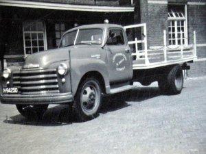 Chevrolet (collectie Heemcentrum 't Schoor)