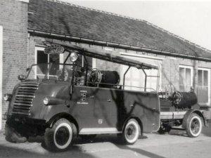 Brandweerwagen Made (collectie G. Thijssen)