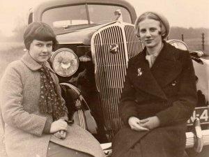 Buick, 1937 (collectie A. van Thiel)