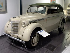 Opel Kadett 1936 (Wikipedia Commons)