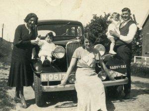 Taxi van Darvi, c. 1936