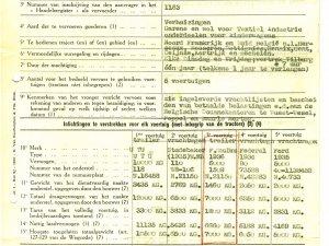 Vergunningaanvraag door Van Casteren, Tilburg