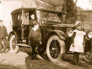Tilburg, ca 1919 (coll. Diepen)