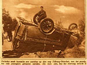 Ford (bron: Katholieke Illustratie, 1926)
