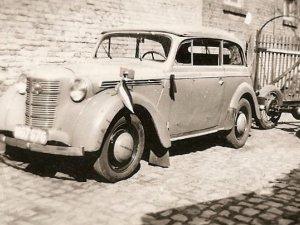 Opel Kadett II, 1938