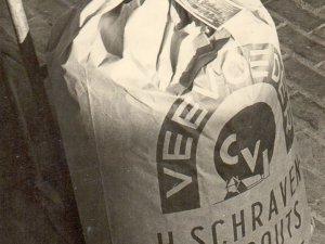 Veevoeder van de firma Schraven-Eijsbouts (Collectie M. Leyten-Schraven)