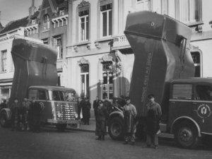 DAF (foto: J. Sturm. Collectie West-Brabants Archief)