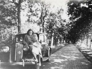 Chevrolet (foto W. de Veer, collectie R. Verhagen)