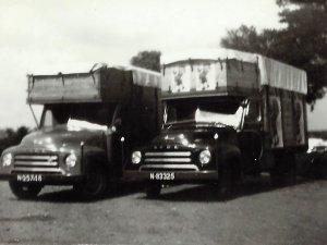 N-95748 Opel Blitz (collectie J. Vos)