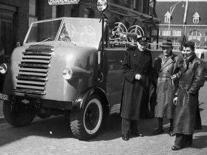 Chevrolet (foto: Jan Sturm, collectie West-Brabants Archief)