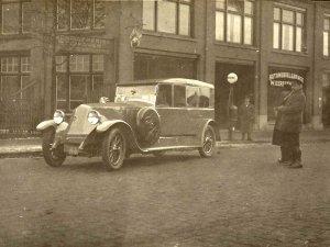 N-6 Renault (collectie C. Boissevain)
