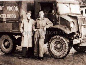 Ford (Archief Piet Pietjouw)