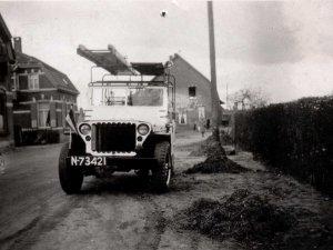 Willys Jeep (bron: Het Cuijks Archief)