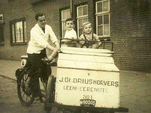 N-90005 Foto: collectie fam. Glorius (bron: Paul Spapens, Fatima in Tilburg)