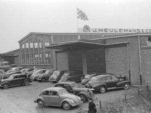 Peugeot (foto: D. Scholte; coll. Stadsarchief Oss)