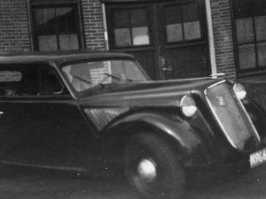 N-96635 Opel Olympia (collectie K. van Eldijk)
