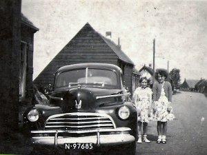 Chevrolet (coll. Heemkundige Kring Fijnaart en Heijningen)