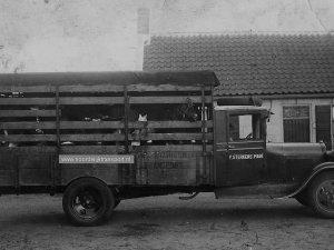 Ford, 1928 (Bron: Noordelijk Transport)