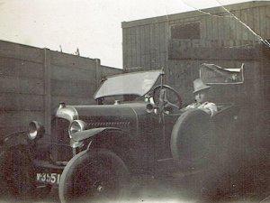 Citroën, bouwjaar 1924