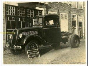 Ford (collectie P. Pietjouw)