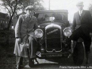 Citroën (collectie G. van Dalen-Hampsink)