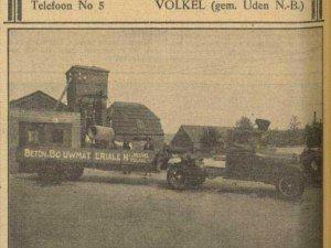 Bron: PNBHC, 9 sept. 1931