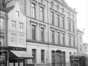 Foto: L. Zwijsen (coll. Erfgoed 's-Hertogenbosch)