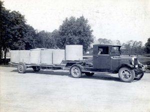 GM Truck (collectie F. Martens)