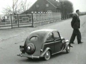 De kleinste auto (Polygoon Journaal)