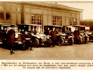 Bron: Brabantsche Illustratie, 1928