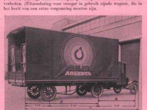 Ford AIC (bron: Verkeer en Waterstaat, 1930)