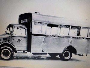 Bedford noodbus