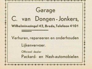 Bron: Adresboek Breda, 1935