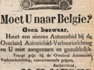Bron: Dagblad van Noord-Brabant, 31 jan. 1920