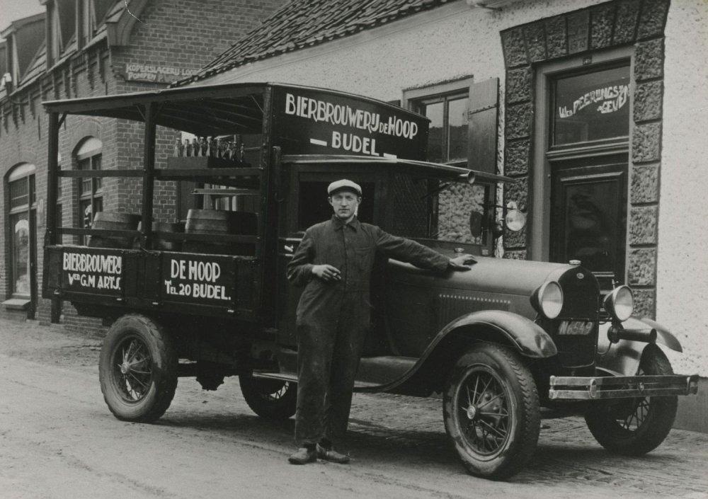 Budel, 1930.
